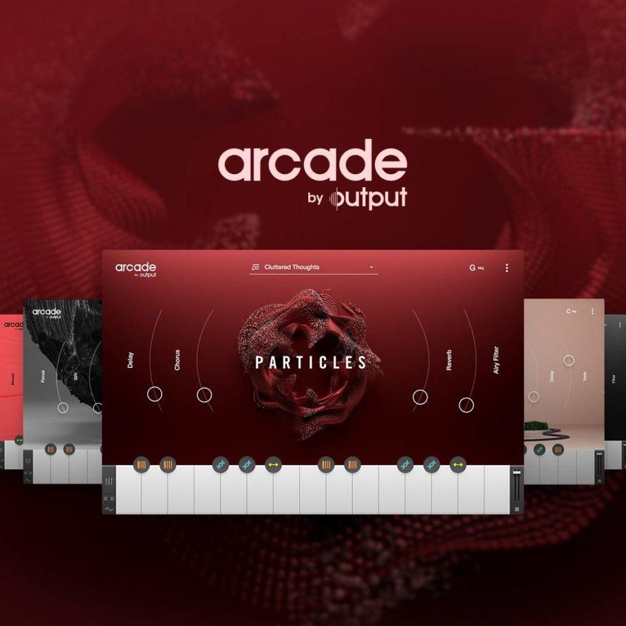 Output Arcade VST 1.3.11 Crack + Keygen For (Win&Mac) 2021